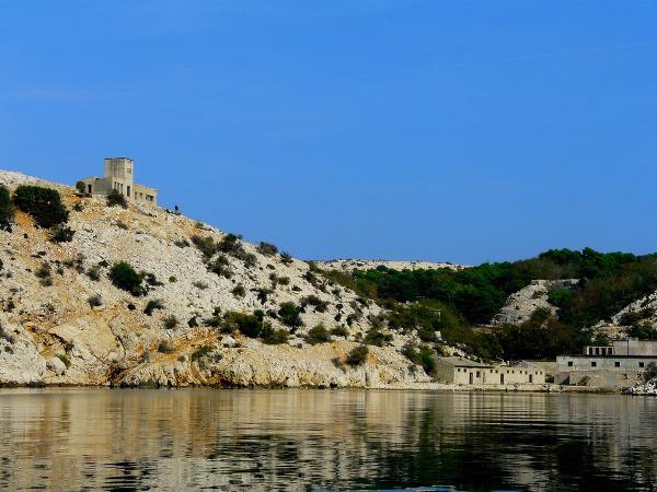 Goli otok, Chorvátsko