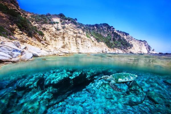 Ostrov Zakynthos, Grécko