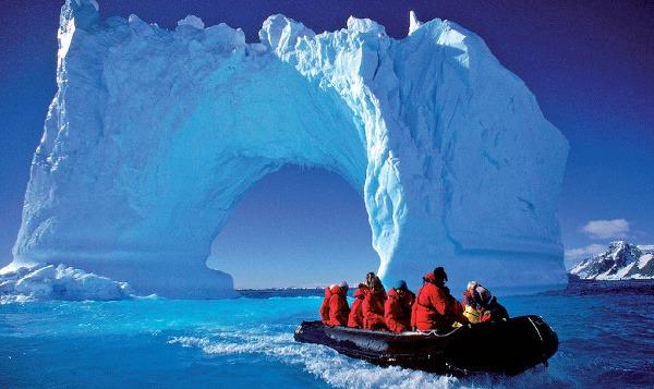 Cesta na Severný pól,