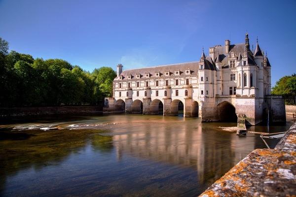 Zámok Chenonceau, Francúzsko