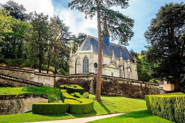 Zámok Ussé, Francúzsko