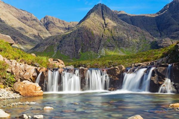 Isle of Skye, Škótsko