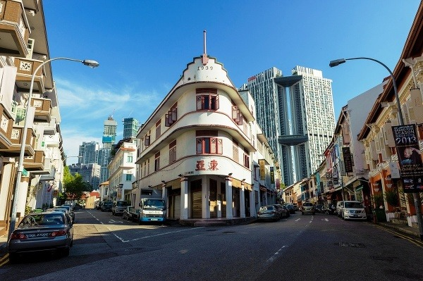 Keong Saik, Singapur