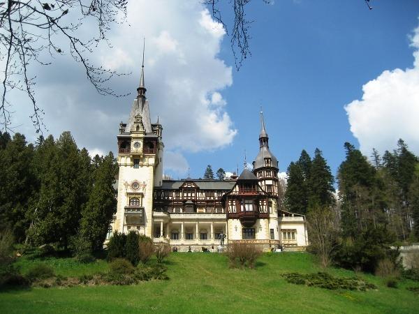 Hrad Peleš, Rumunsko