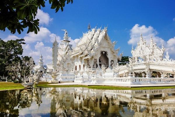 Wat Rong Khun, Thajsko
