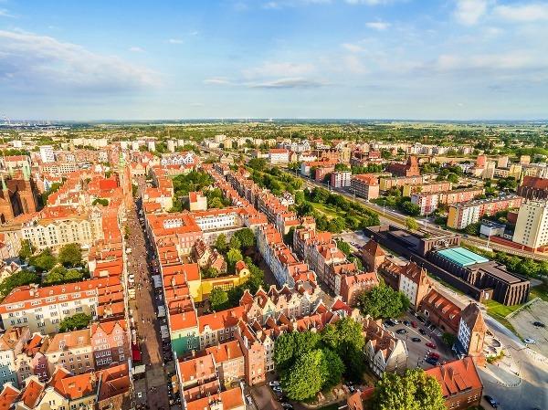 Gdansk, Poľsko