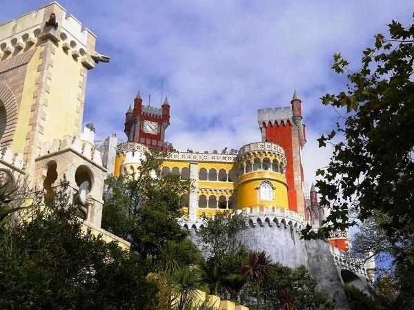 Farebný klenot Portugalska: Navštívili