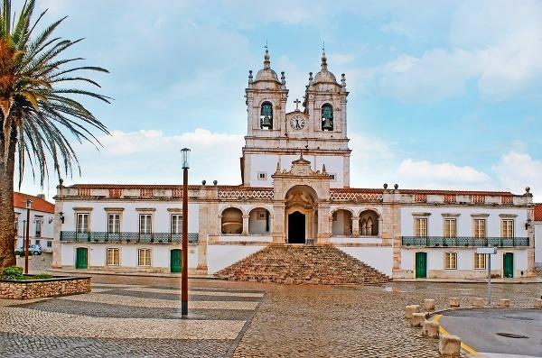 Nazaré, Portugalsko