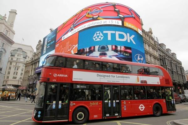 Double decker, Londýn, Veľká