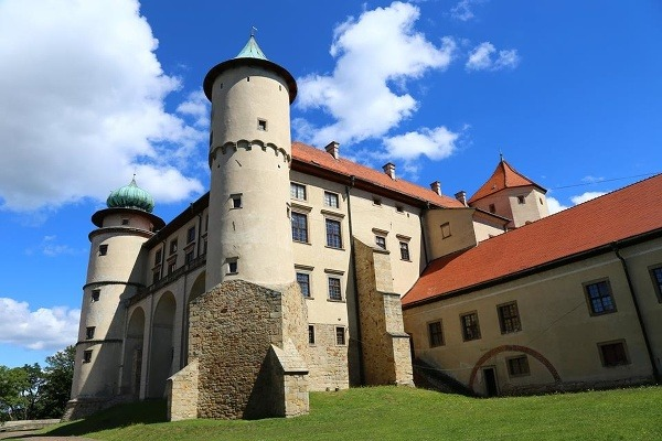 Zámok Wiśnicz, Poľsko