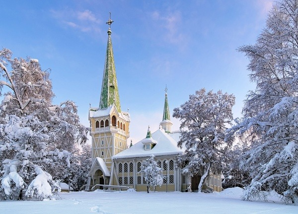Jokkmokk, Švédsko