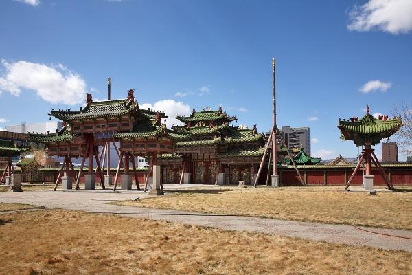 Ulanbátar, Mongolsko