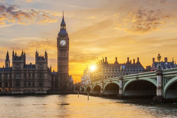 Londýn, Anglicko