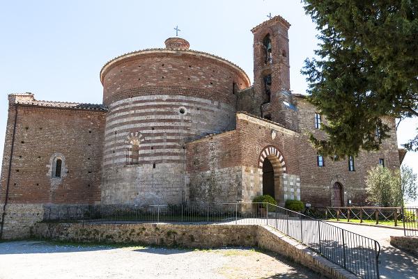 San Galgano, Talianskoa