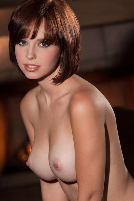 Порно фото голых девушек с каре