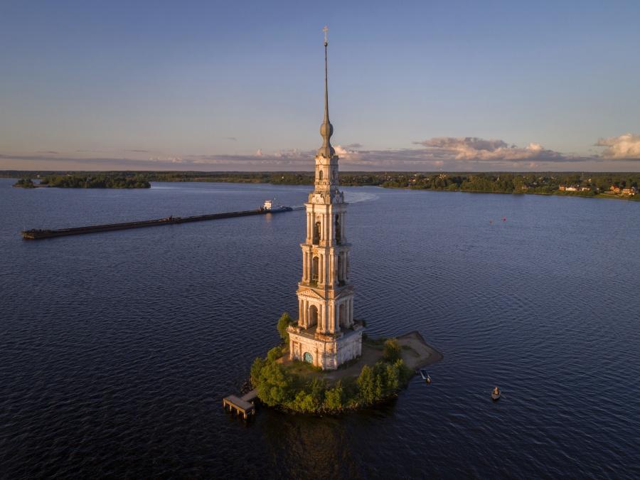 Zvonica chrámu sv. Mikuláša