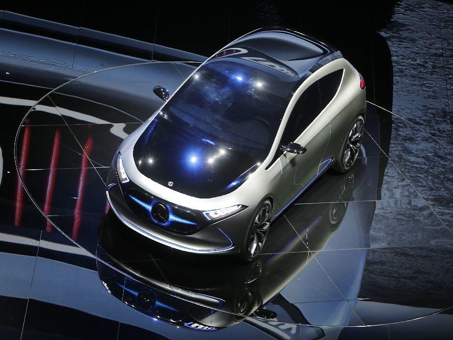 Najnovší model Mercedesu