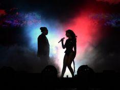 Beyoncé a JayZ