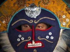 Tibetský operný herec