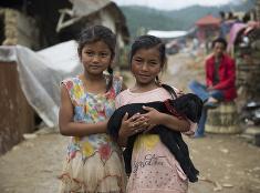 Nepálske detičky