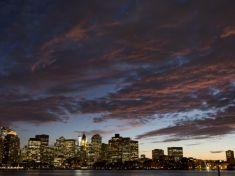 Panoráma Bostonu