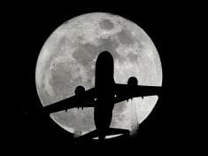 Nočný let