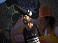 Vírus Zika na karnevale