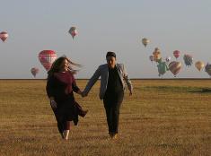 Na Filipínach sa pripravujú na Medzinárodný deň horkovzdušných balónov.