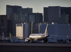 Letisko v Las Vegas