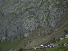 Scenéria dejiska Tour de France.