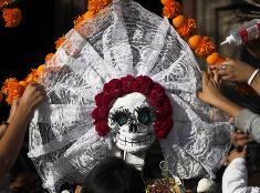 V Mexiku oslavujú Deň mŕtvych