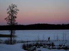 Zima vo Fínsku