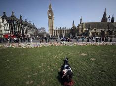 Westminsterský palác po útoku