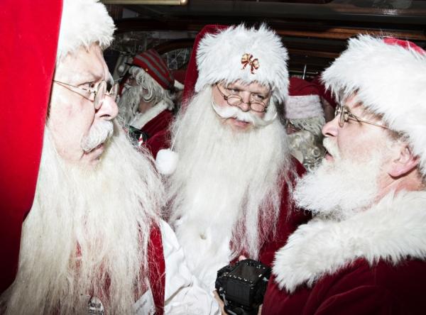 Medzinárodný kongres Santa Clausov
