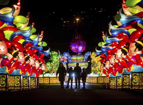 Festival lampiónov