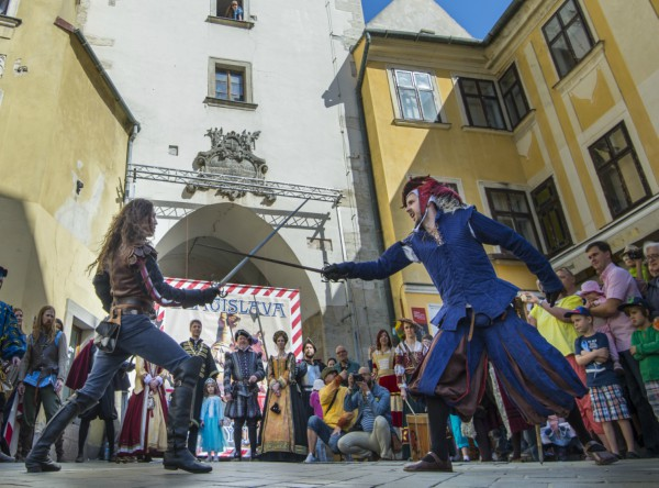 Začiatok turistickej sezóny v Bratislave