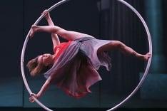 Cirkusovo-tanečné vystúpenie