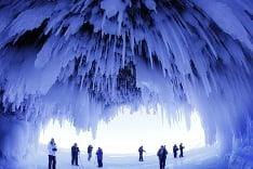 Ľadová nádhera