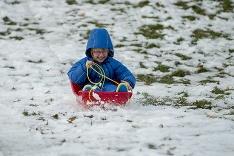 Radosť zo snehu
