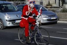 Srbský Santa Claus