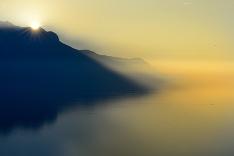 Nádherný východ slnka