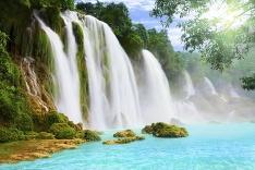 Rajské vodopády