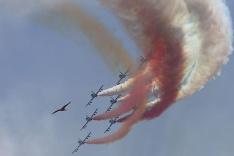 Talianska vzdušná paráda