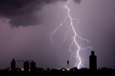 Búrka v Kansase