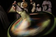 Egyptskí tanečníci