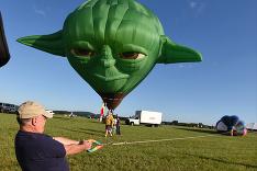 Balónový festival v New Jersey