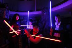 Svet ovládla Star Wars mánia