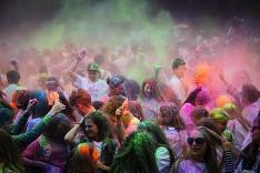 Festival farieb v Rumunsku