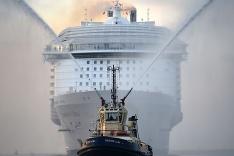 Najväčšia zaoceánska výletná loď sveta