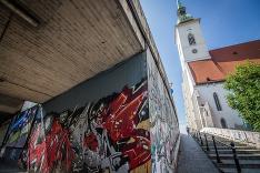 Graffiti v Bratislave